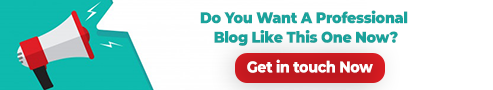 How to create a professional blog
