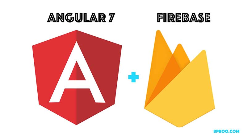 learn how to setup angular 7 with firebase | bproo com